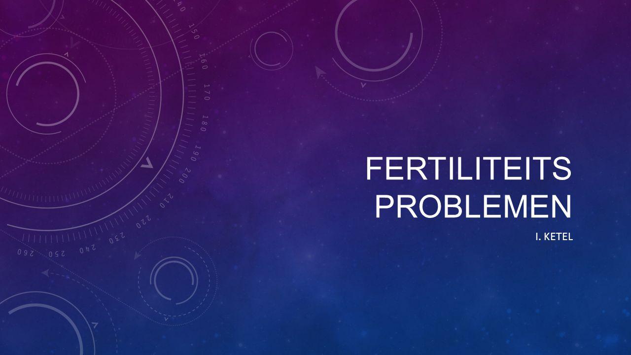 Fertiliteits problemen