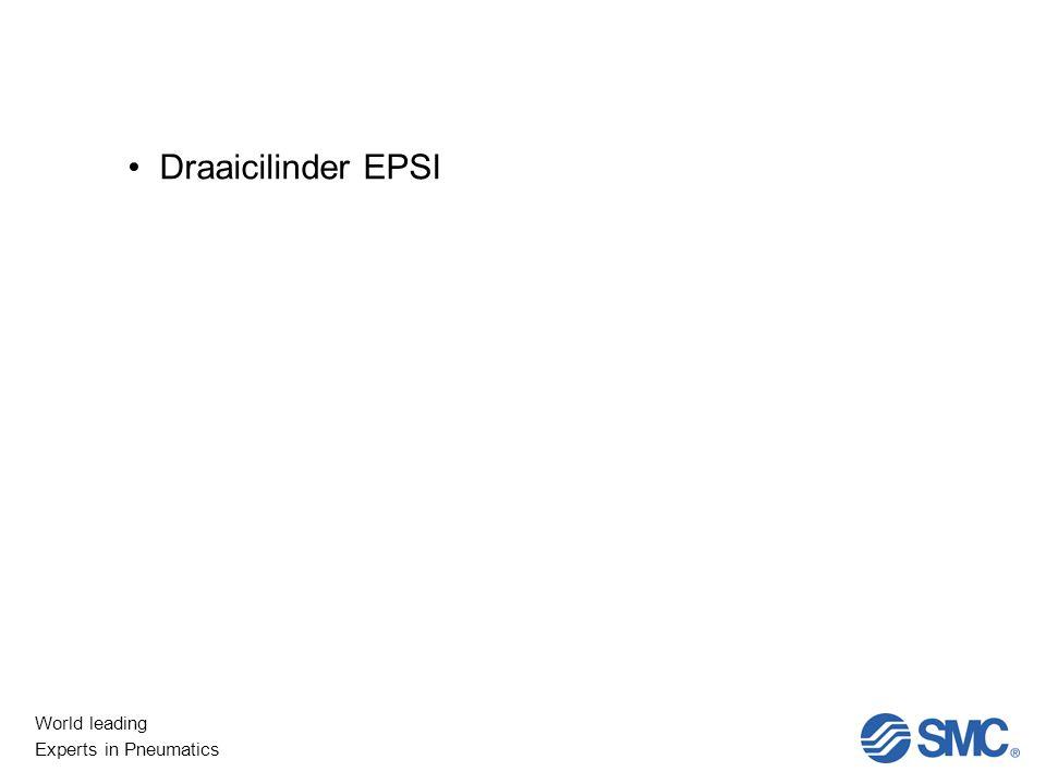 Draaicilinder EPSI