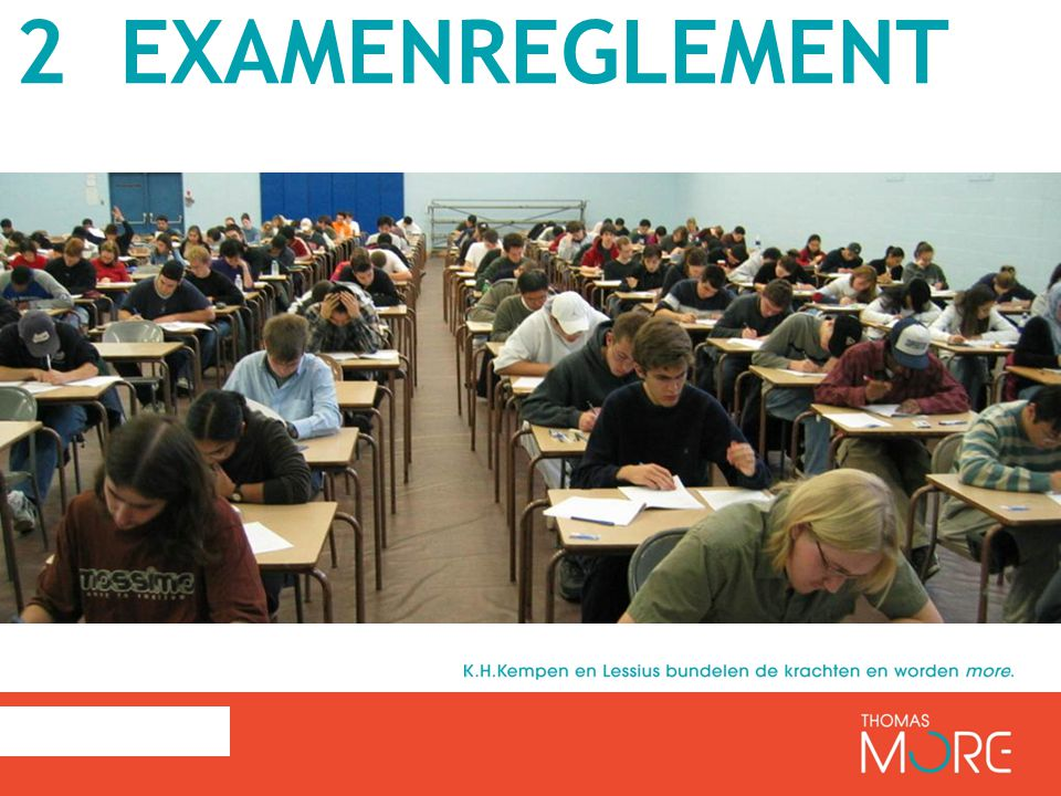 2 Examenreglement