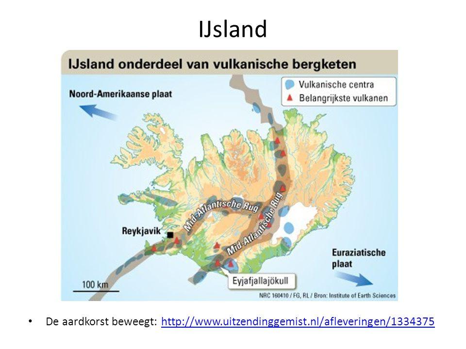IJsland De aardkorst beweegt: http://www.uitzendinggemist.nl/afleveringen/1334375