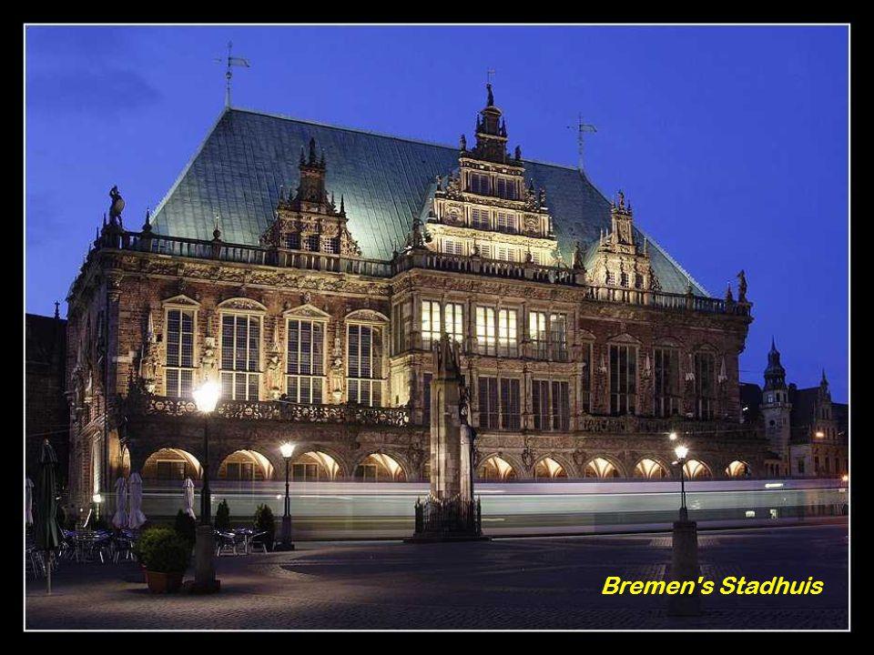 Bremen s Stadhuis