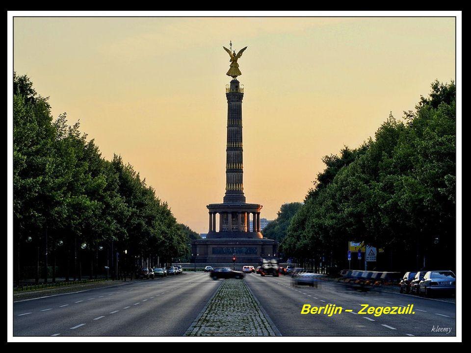 Berlijn – Zegezuil.