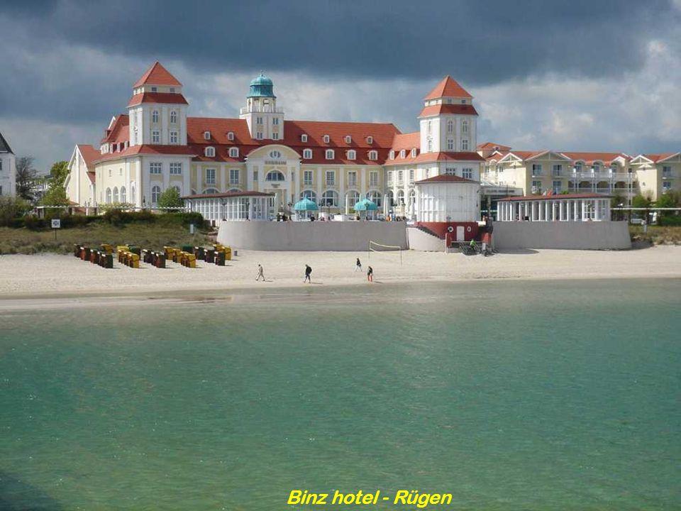 Binz hotel - Rügen