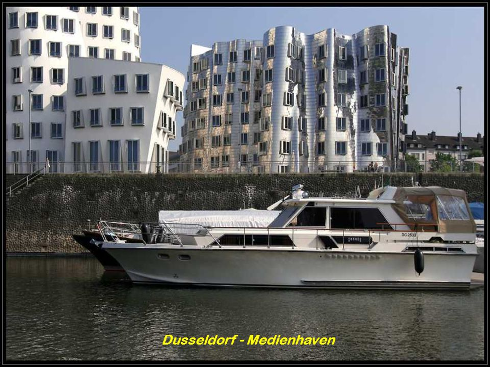 Dusseldorf - Medienhaven