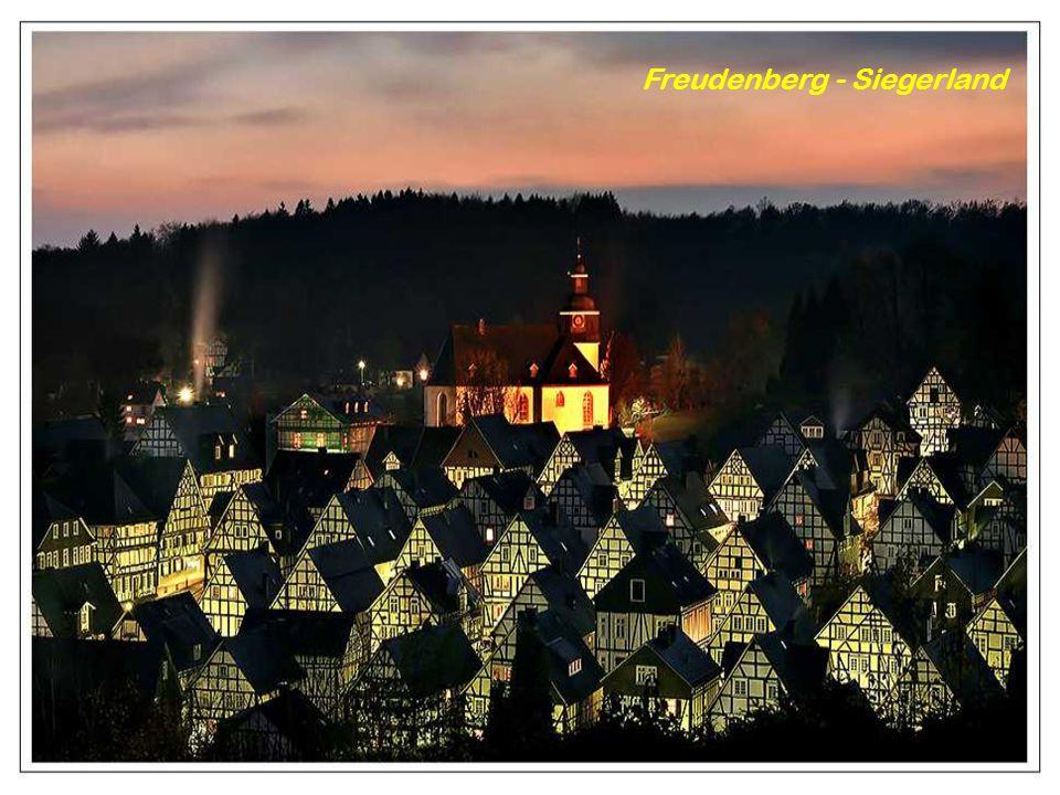 Freudenberg - Siegerland