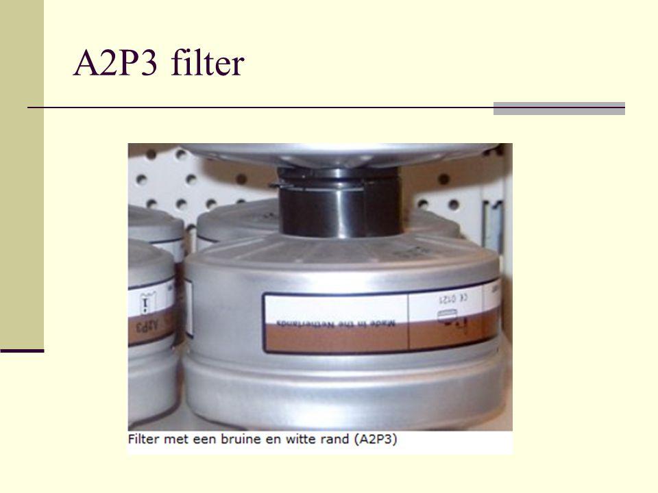 A2P3 filter