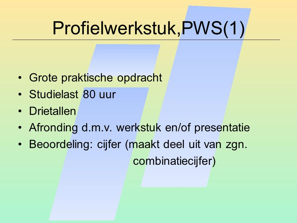 Profielwerkstuk,PWS(1)