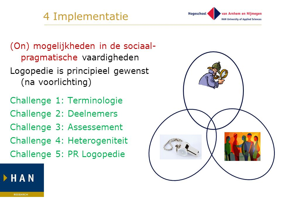 4 Implementatie
