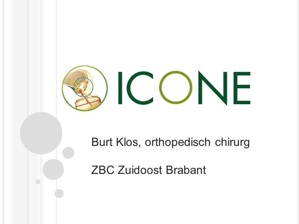 Burt Klos, orthopedisch chirurg