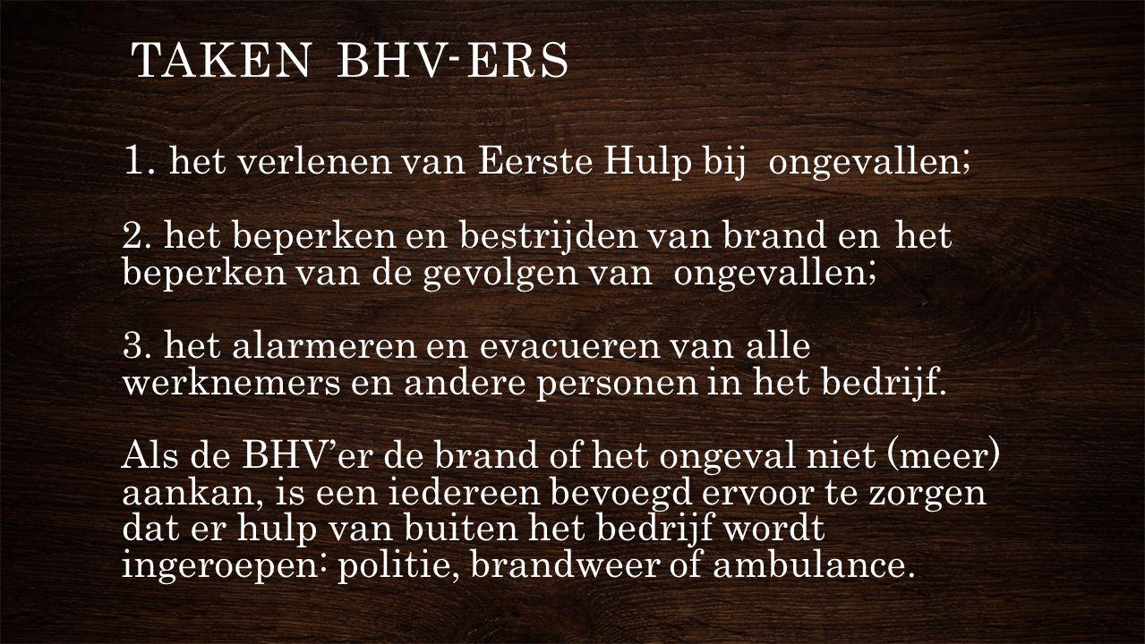 Taken BHV-ers