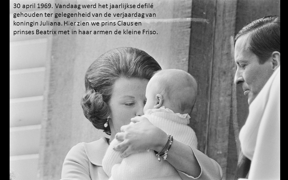 30 april 1969.