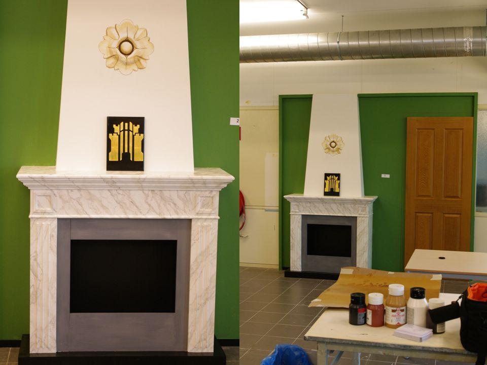 Voorbeeld eindexamen specialist restauratie/ decoratie