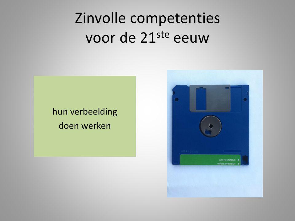 Zinvolle competenties voor de 21ste eeuw