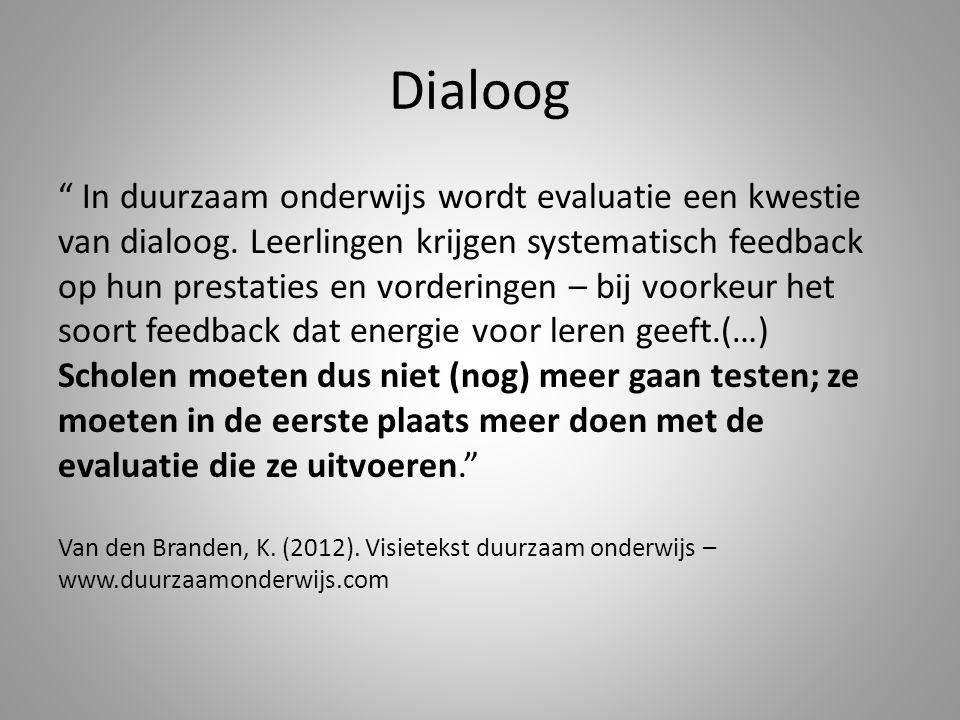 Dialoog