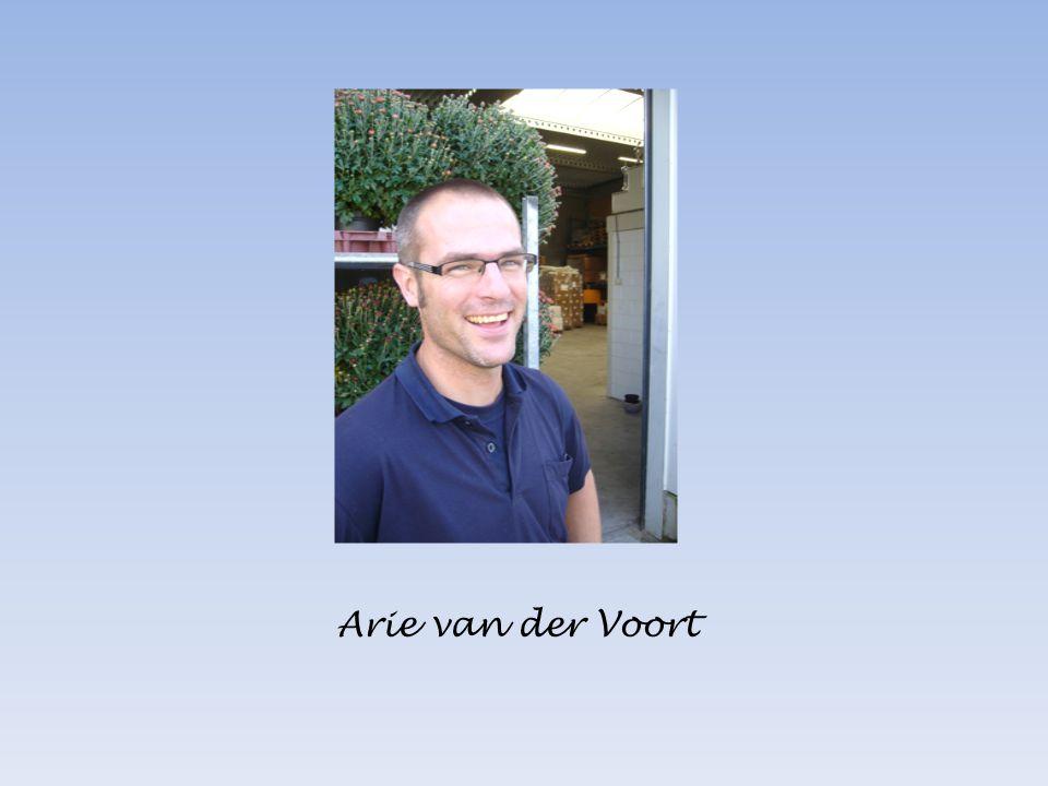 Arie van der Voort