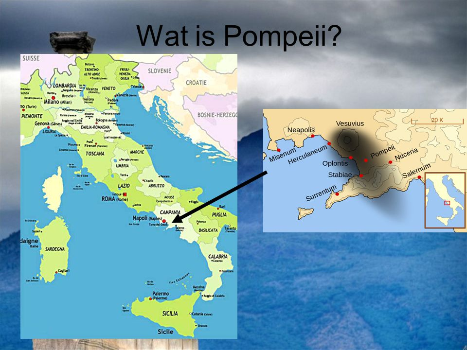 Wat is Pompeii