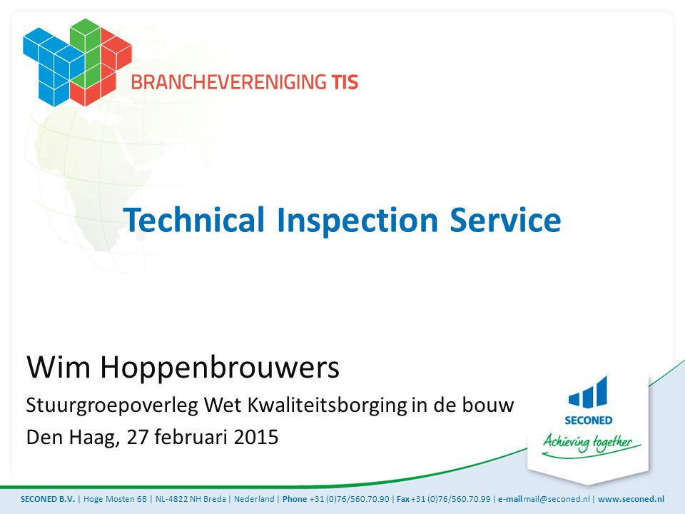 Technical Inspection Service