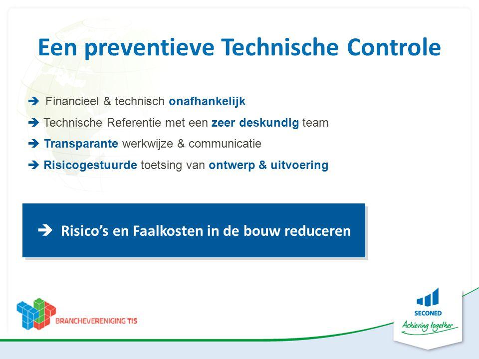 Een preventieve Technische Controle