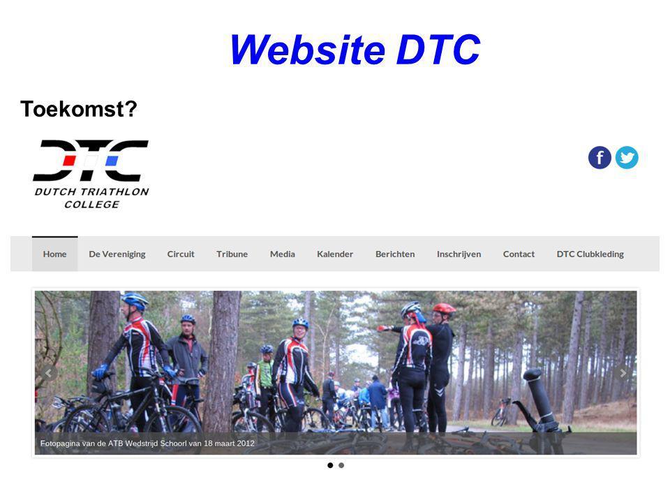 Website DTC Toekomst