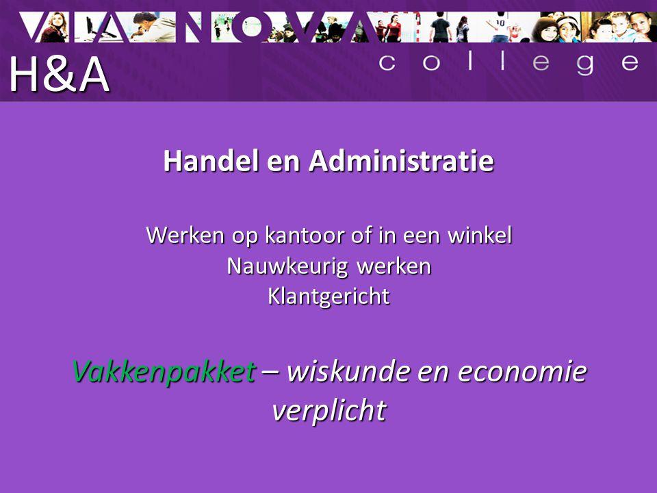 Handel en Administratie
