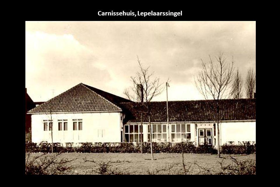 Carnissehuis, Lepelaarssingel