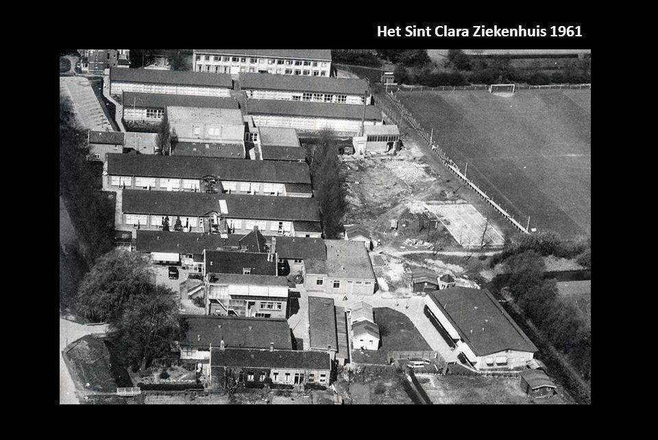 Het Sint Clara Ziekenhuis 1961