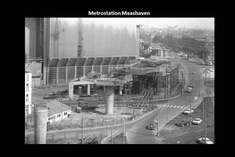Metrostation Maashaven