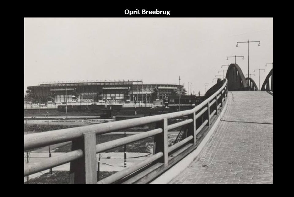 Oprit Breebrug