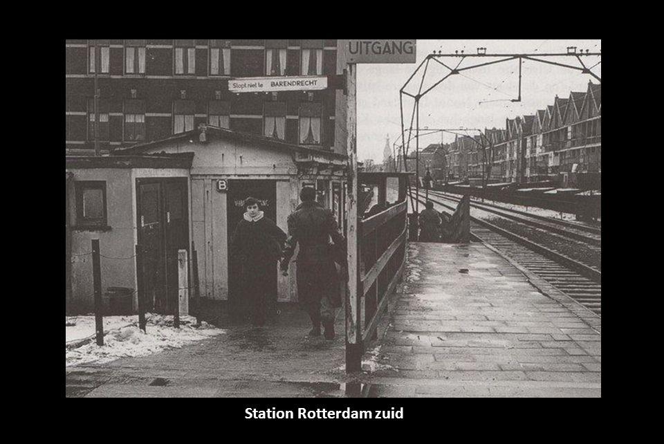 Station Rotterdam zuid