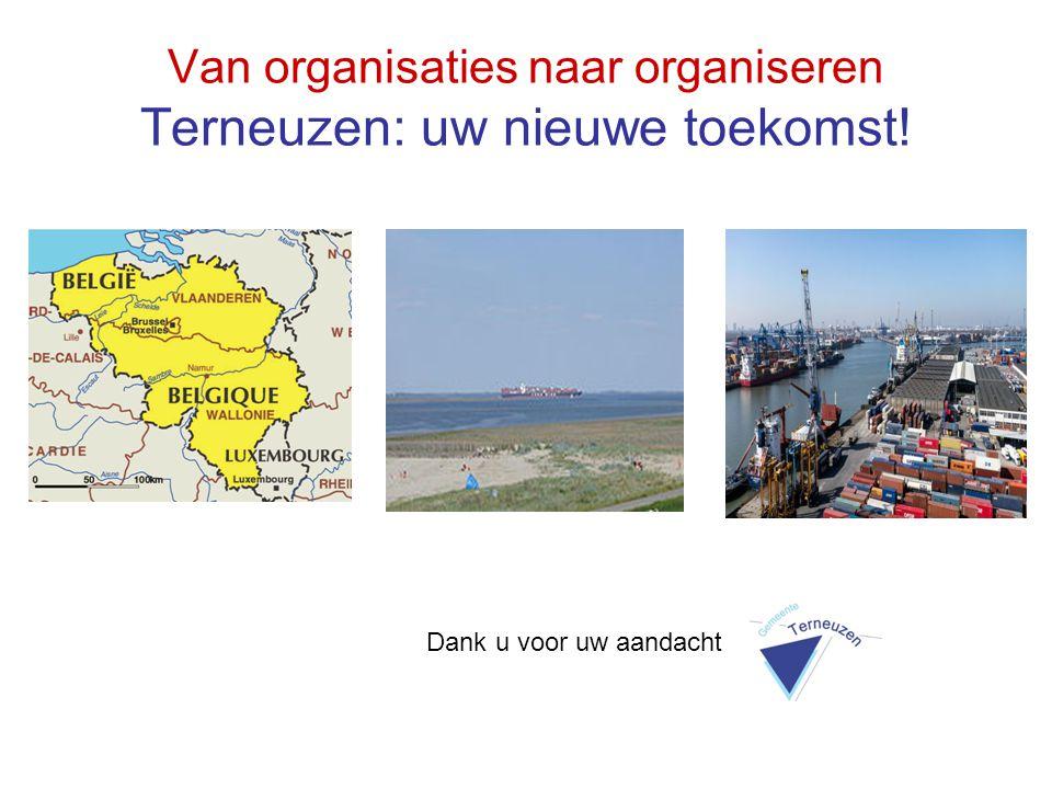 Van organisaties naar organiseren Terneuzen: uw nieuwe toekomst!