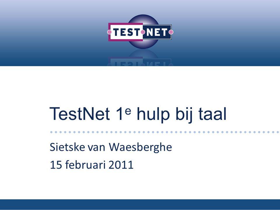 Sietske van Waesberghe 15 februari 2011