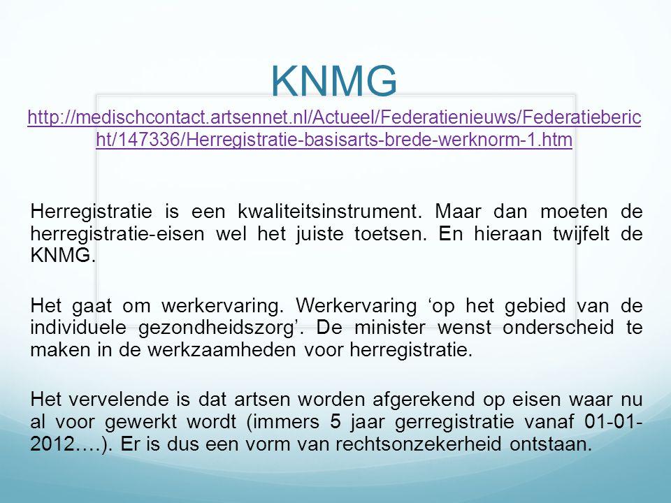 KNMG http://medischcontact. artsennet