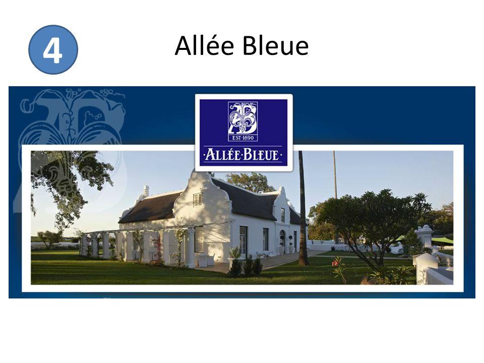 Allée Bleue 4