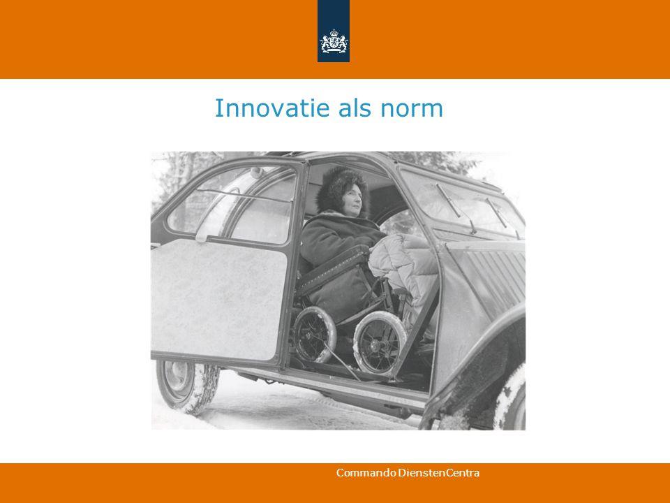 Innovatie als norm
