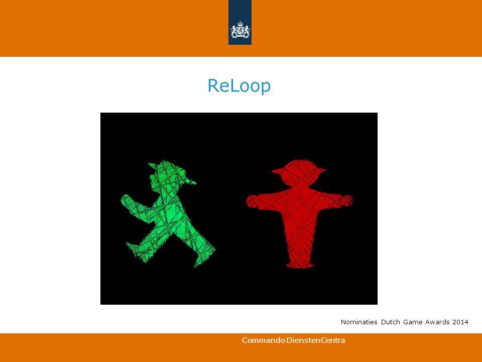 ReLoop http://bit.ly/1lYZhKS Nominaties Dutch Game Awards 2014