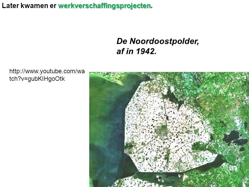 De Noordoostpolder, af in 1942.