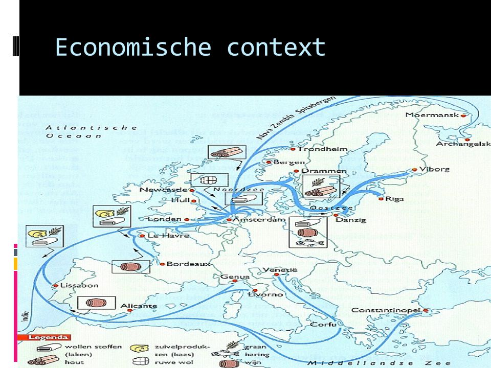 Economische context