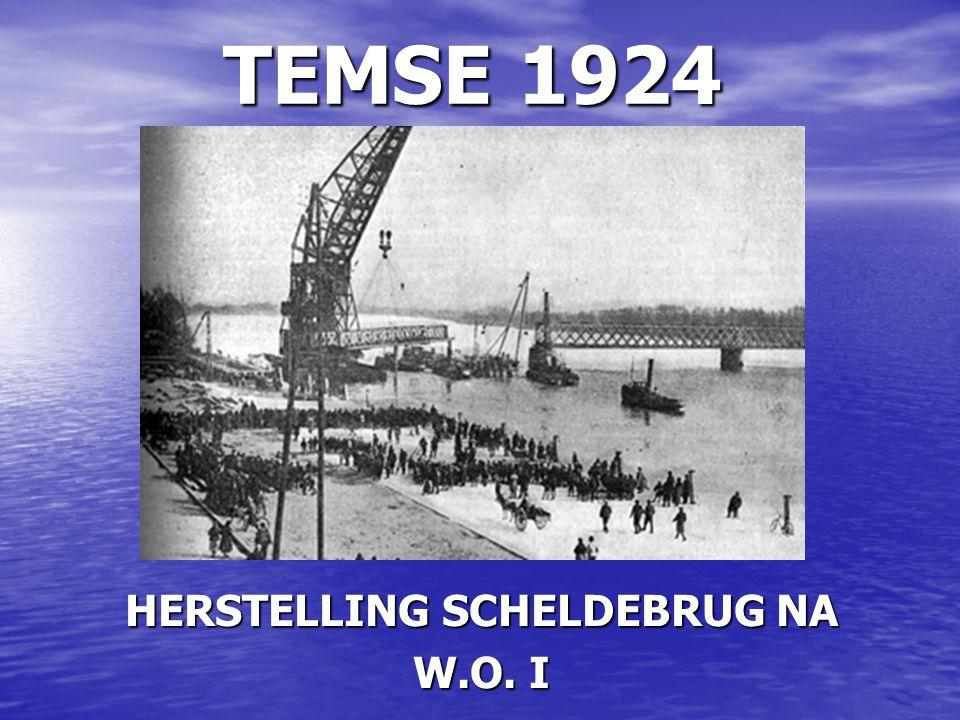 HERSTELLING SCHELDEBRUG NA