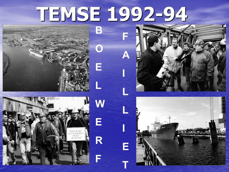 TEMSE 1992-94 B O E L W R F F A I L E T