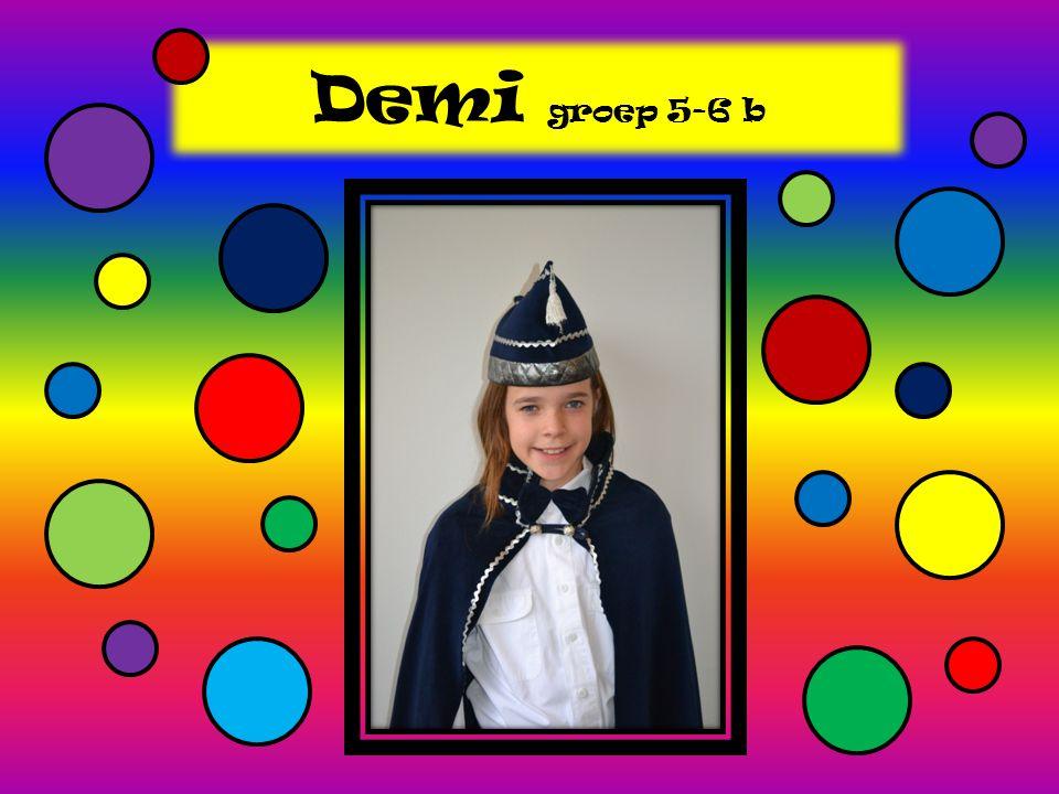 Demi groep 5-6 b