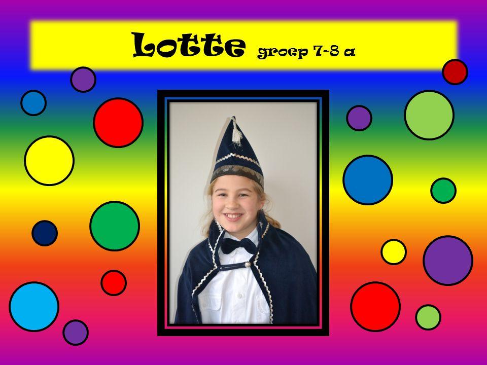 Lotte groep 7-8 a