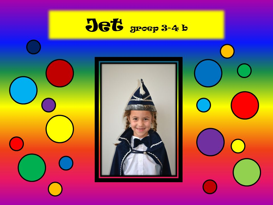 Jet groep 3-4 b