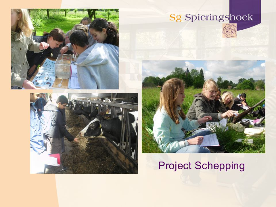 Project Schepping