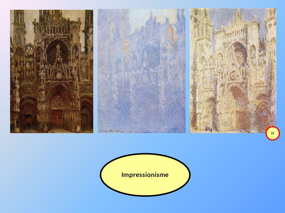 35 Impressionisme