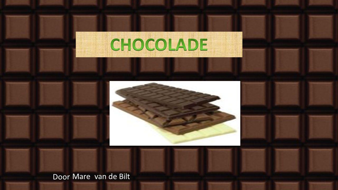 CHOCOLADE Door Mare van de Bilt