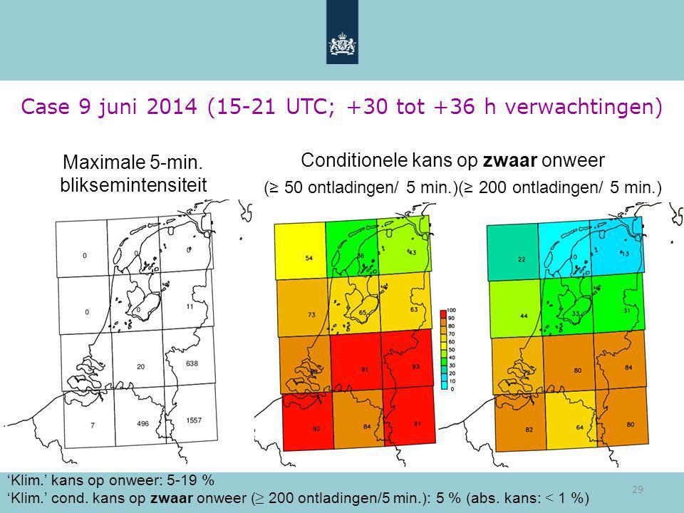 Case 9 juni 2014 (15-21 UTC; +30 tot +36 h verwachtingen)