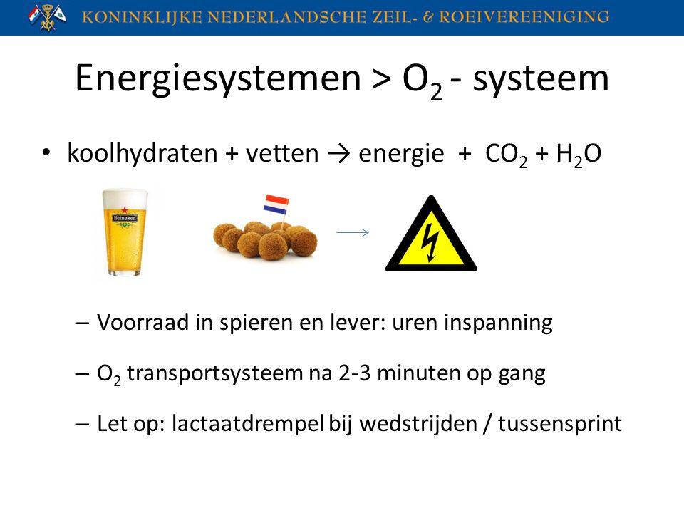 Energiesystemen > O2 - systeem