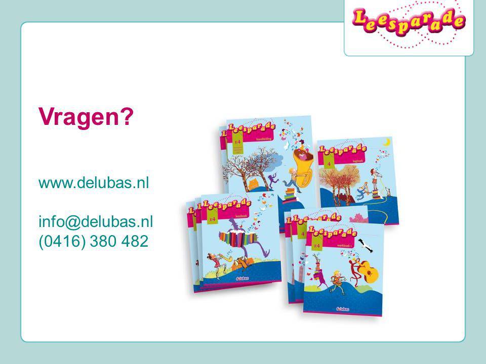 www.delubas.nl info@delubas.nl (0416) 380 482
