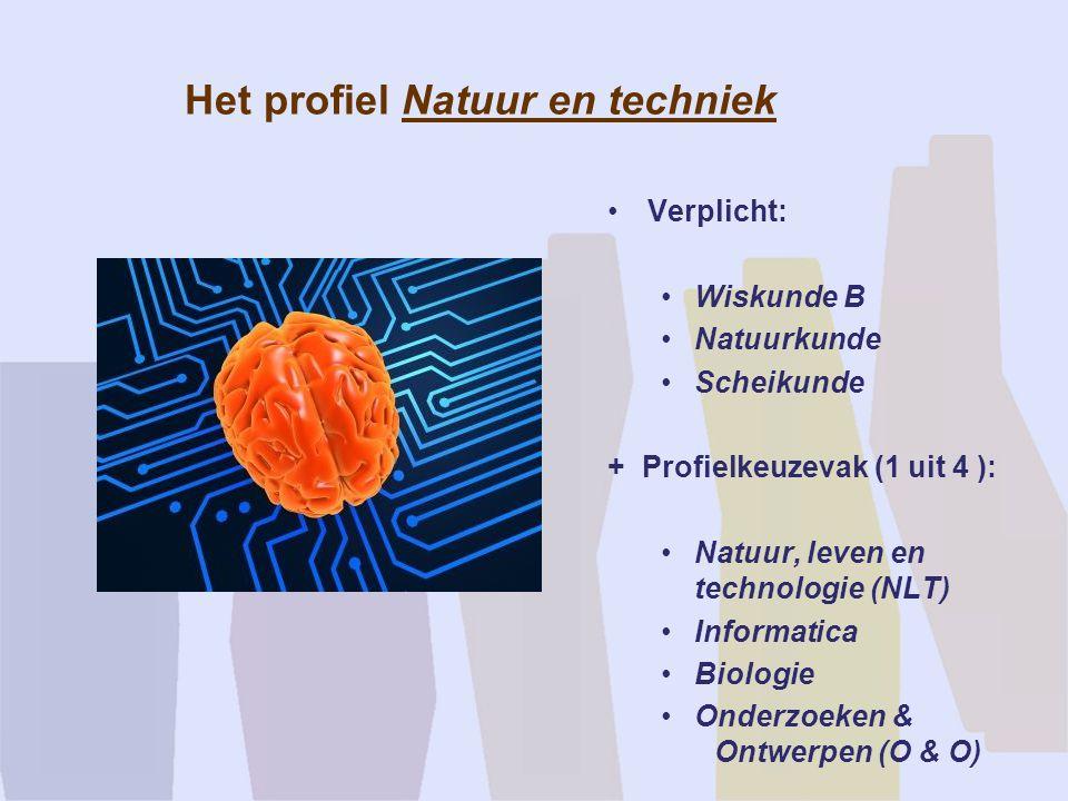 Het profiel Natuur en techniek