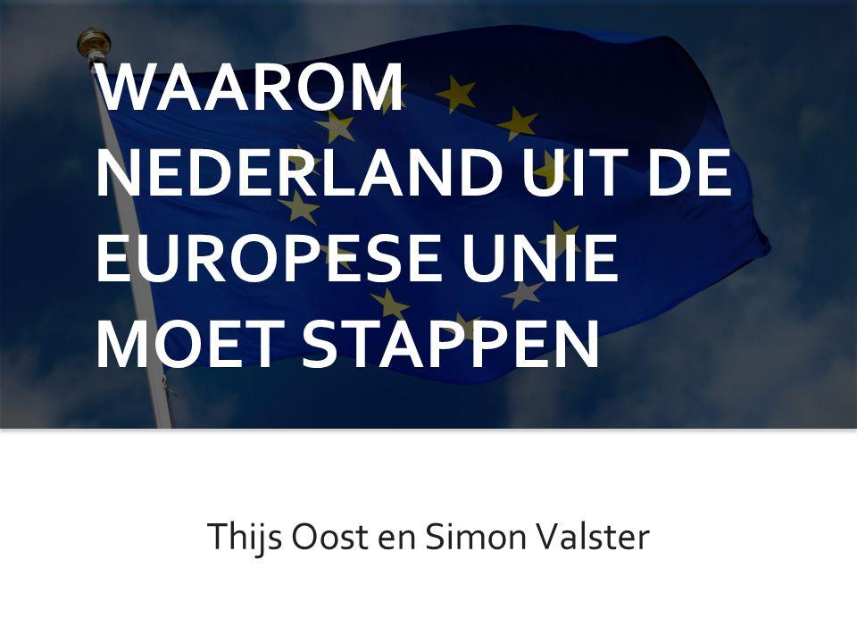 Thijs Oost en Simon Valster